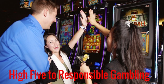 High Five Responsible Gambling