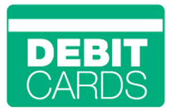 Debit car logo