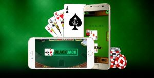 play blackjack mobile
